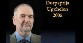Dorpsprijs 2005 voor Gert Woutersen