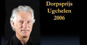 Dorpsprijs 2006 voor Lex Sonneveld