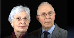 Dorpsprijs 2007 voor echtpaar Van den Berg