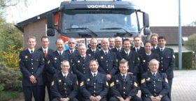 Dorpsprijs 2008 voor de Vrijwillige Brandweer Ugchelen