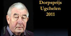 Dorpsprijs 2011 voor Wim Kers