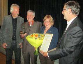 Dorpsprijs 2012 Bert Veeneman