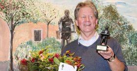 Dorpsprijs 2013 voor Jan Flierman