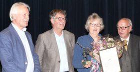 Wilma Pothoven winnaar Dorpsprijs Ugchelen 2016