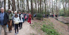 """Prachtige afsluiting van project """"bomen voor de dorpsprijswinnaars"""""""
