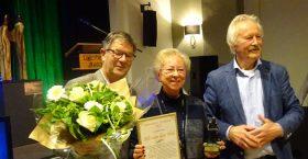Ali van den Hul winnaar Dorpsprijs Ugchelen 2017