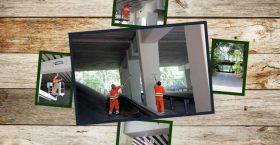 Eindelijk……..er wordt gewerkt aan het viaduct G.P. Duuringlaan