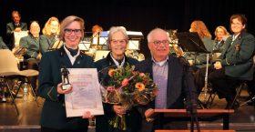 Muziekvereniging Ugchelen winnaar Dorpsprijs Ugchelen 2019
